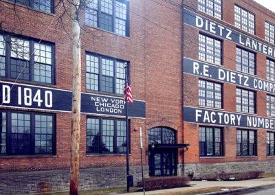 The Dietz Lantern Factory