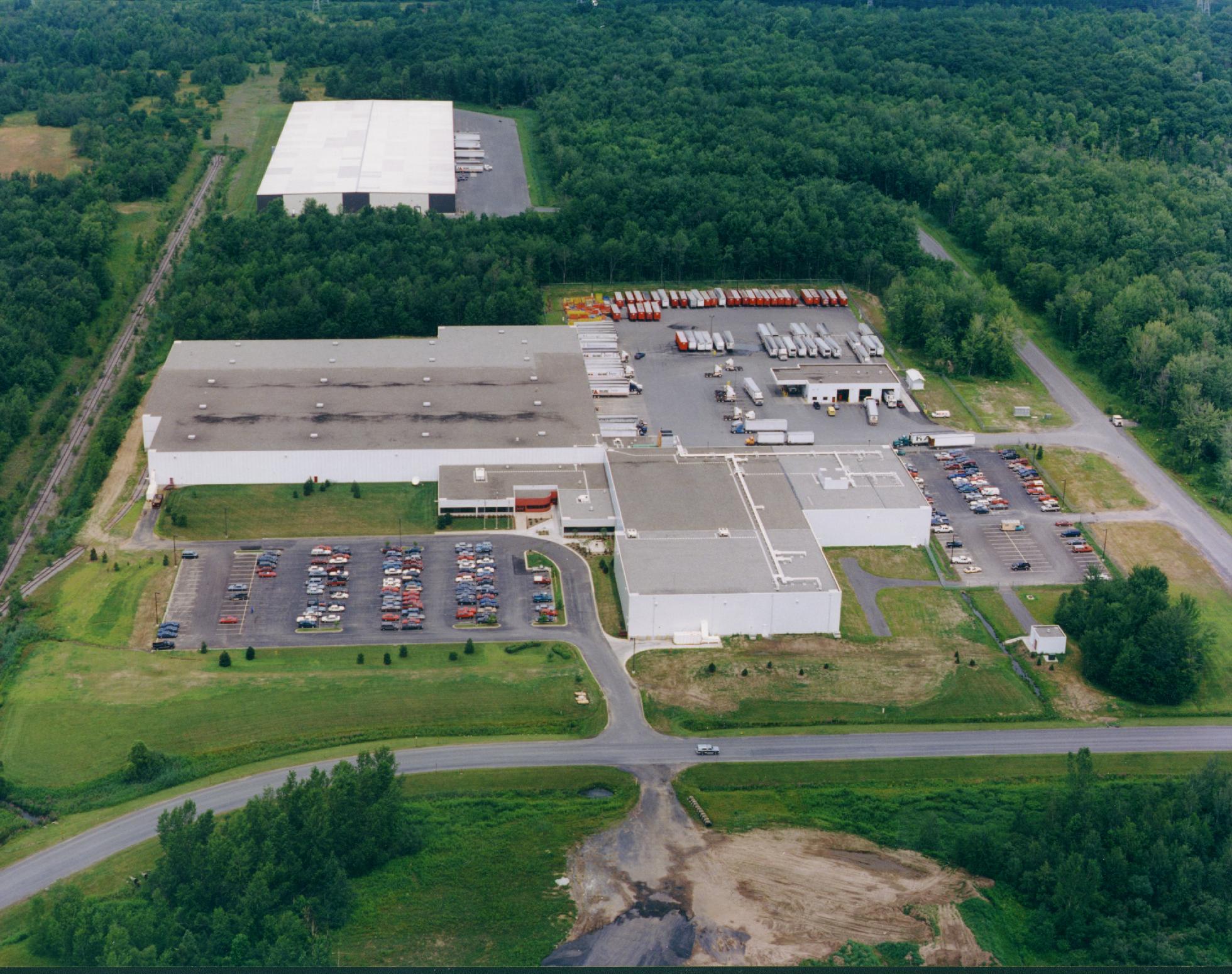 McLane Northeast Distribution Center