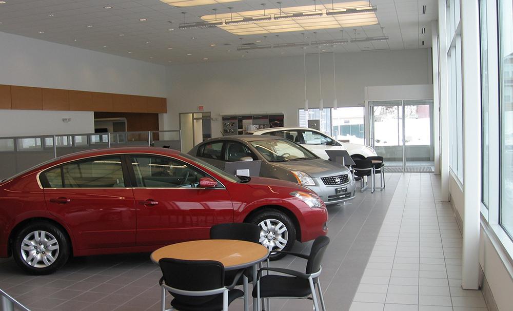 Rapp Nissan Auto Dealership