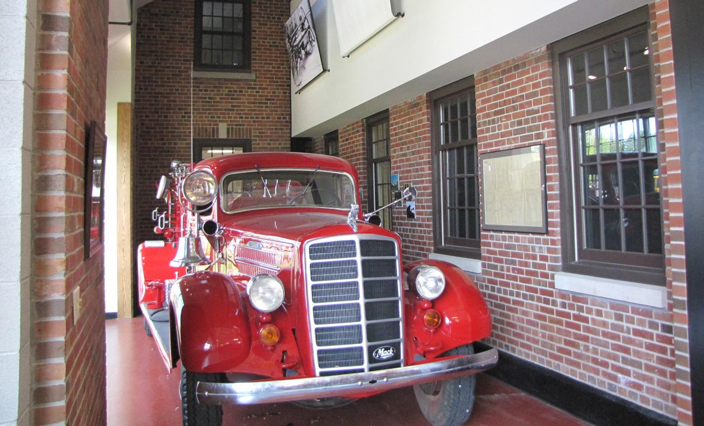 Fayetteville Fire Station