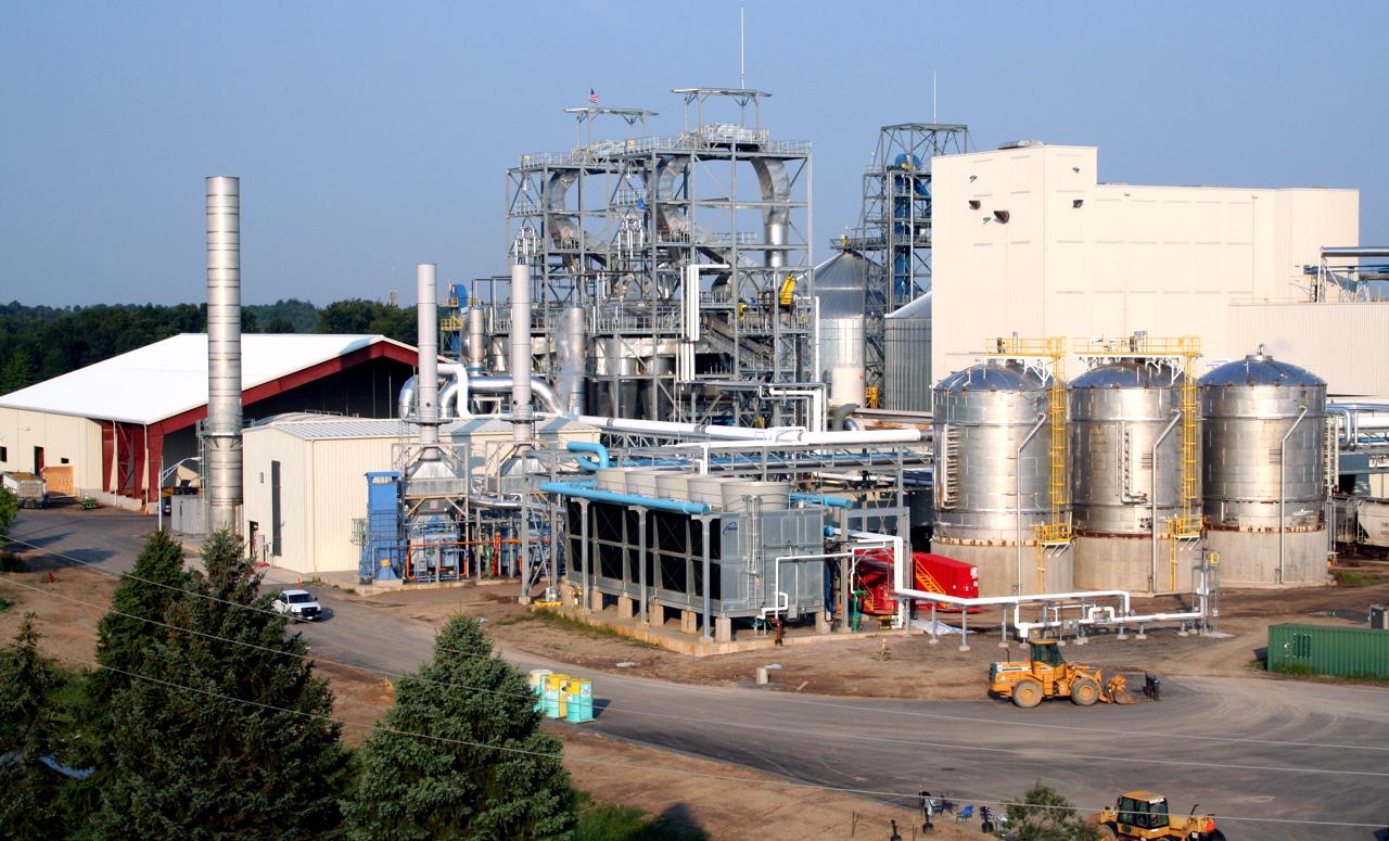 Northeast Biofuels