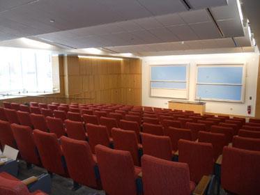 Bowers Hall at SUNY Cortland