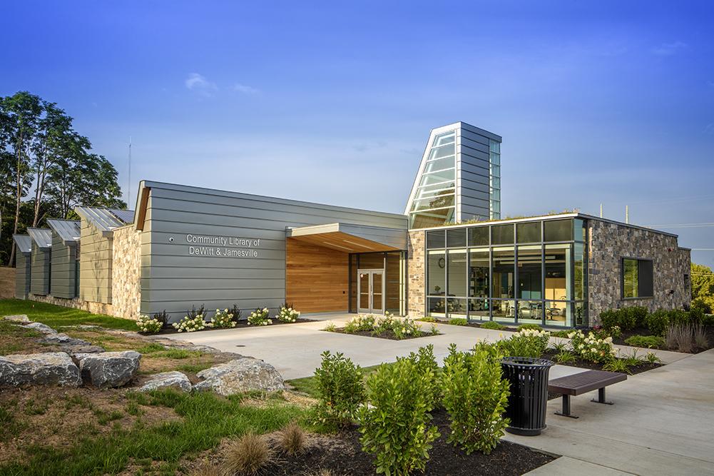 Community Library of DeWitt & Jamesville