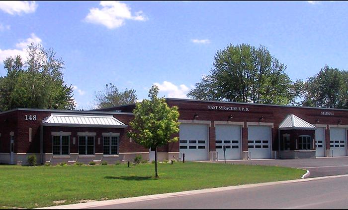 East Syracuse Fire Station