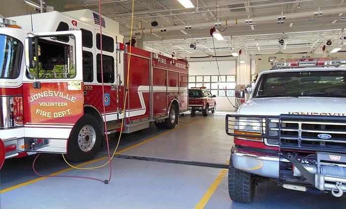 Jonesville Fire Station #2