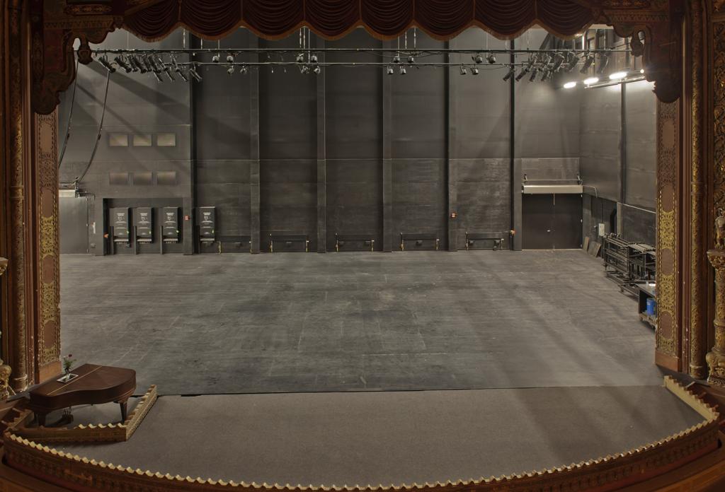 Landmark Theatre Stage Expansion