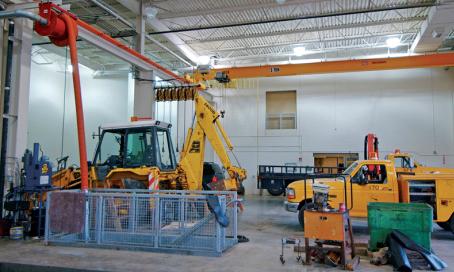Onondaga County Department of Transportation Center – Jamesville