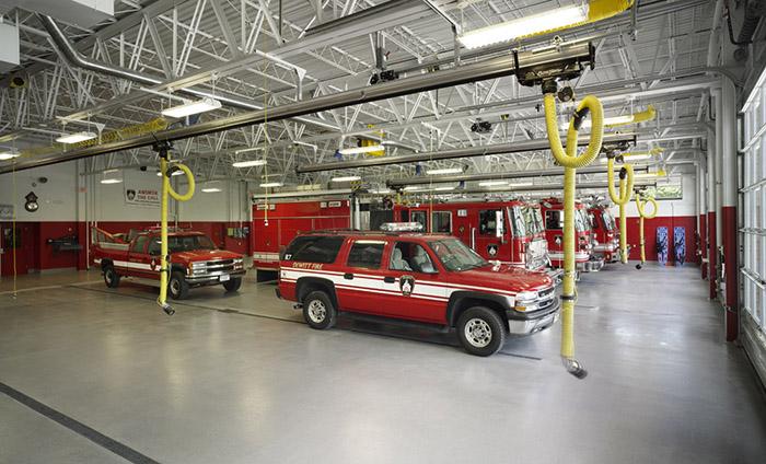 DeWitt Fire Station