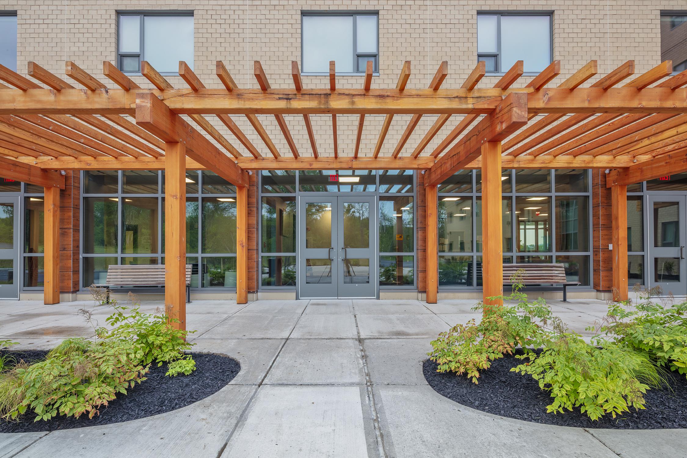 SUNY Poly Residence Hall