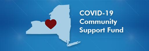 Covid 19 Community Support Fund - Hueber-Breuer